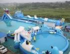 水上冲关气模丨水上冲关制作丨水上乐园