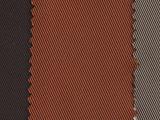 双色斜纹发泡 优质发泡染整工艺斜纹箱包面料 涤纶防水牛津布料