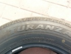 9成新普利司通原车轮胎