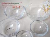 4号 玻璃小碗 美容院调精油专用玻璃碗 精油碗 面膜碗调膜碗 加