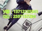 优质品牌女式针织衫厂家直销韩版宽松开衫毛线针织衫批发市场