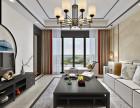 渝北天古裝飾在建工地-萬科悅灣花園洋房新中式風格裝修設計圖