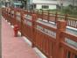 东莞河堤护栏|惠州惠阳区水泥仿木栏杆|水泥仿木栏杆厂来电垂询