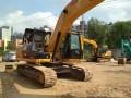 二手卡特326挖掘机昆山二手挖机市场个人出售二手挖机信息