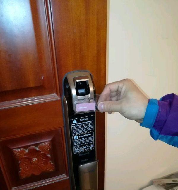 科裕指纹锁1280元开启许昌指纹锁火爆优惠活动