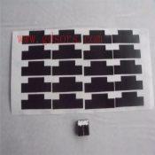 黑色高温胶带 厂家专业订做各种黑色哑光涂层PI金手指胶带