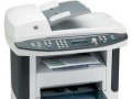 出售惠普1522名牌激光一体机 带网络打印