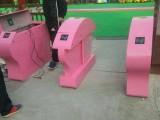 幼兒園防撞專用小擺閘專業擺閘廠家直銷優質304不銹鋼擺閘