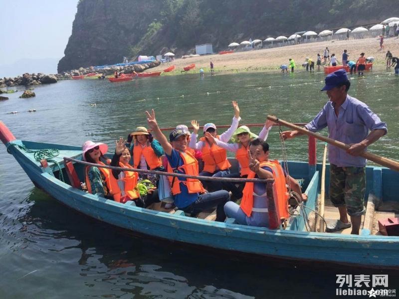体验山东长岛渔家乐旅游风情