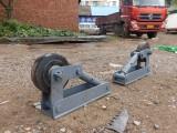 竖井凿井吊盘固定装置