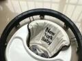 正品New york Baby 9成新学步车
