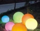 北京发光吧桌租赁 户外活动发光凳子 发光夜光球