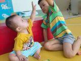 龙岗婴幼儿托管早教半班全天托班从半岁开始