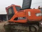 江苏斗山DH150-7原厂原机二手挖掘机便宜转让出售