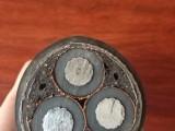 沈一国标高压铝芯铜带屏蔽电力电缆