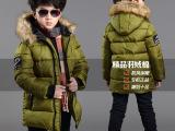 童装韩版新品棉袄厂家直销儿童羽绒棉棉衣男童中小童保暖外套