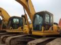 二手挖掘机小松200-7等型号全,车况好,包运送