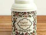 欧式花卉茶叶罐 喜糖马口铁盒 首饰盒收纳盒 茶叶盒