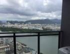 要租房吗香榭左岸高端小区大2房看三亚河景房子干净