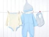 英国麦诺尔 有机棉五件套 新生儿礼盒 婴