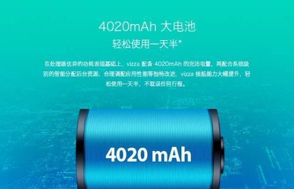360手机Vizza 4G+32G全新未拆封