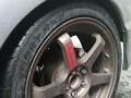 出售日系车改装轮毂TE37一套