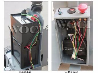 沃慈工业大量提供电动牵引头 0.5/1T现货