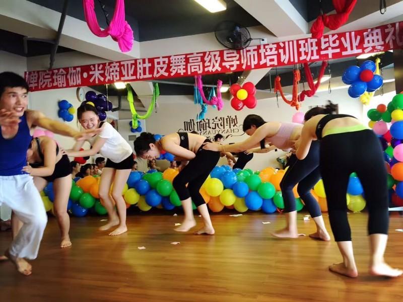杭州瑜伽教练培训 暑期班7月16日开班