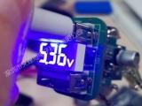 文理池带AV单位专利LED数码管生产数码管价格尺寸2.5寸