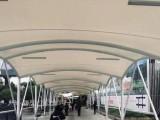 郴州高铁站遮阳棚景观膜结构