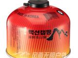 韩国扁气罐 脉鲜扁气罐 高山气罐230g异丁烷户外炉头气罐
