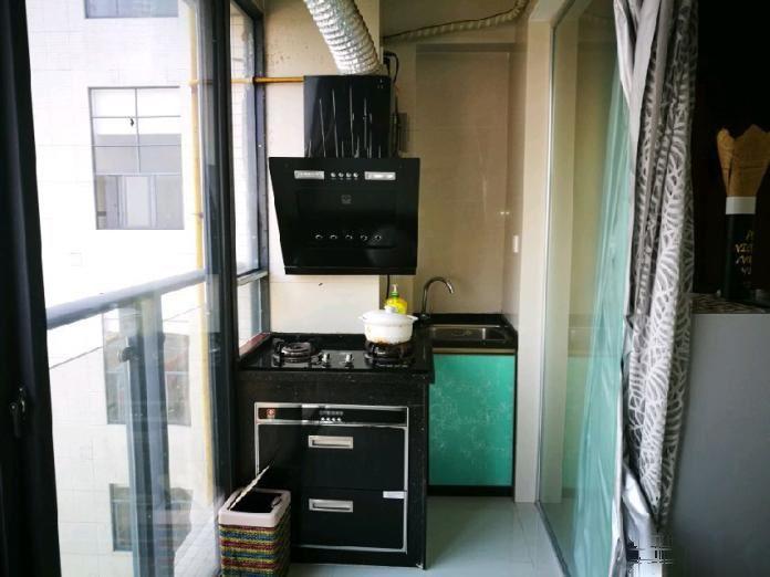 干净整洁,随时入住,港城星座 1200元 1室普通装修