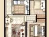 浦东房产2室2厅-50万元