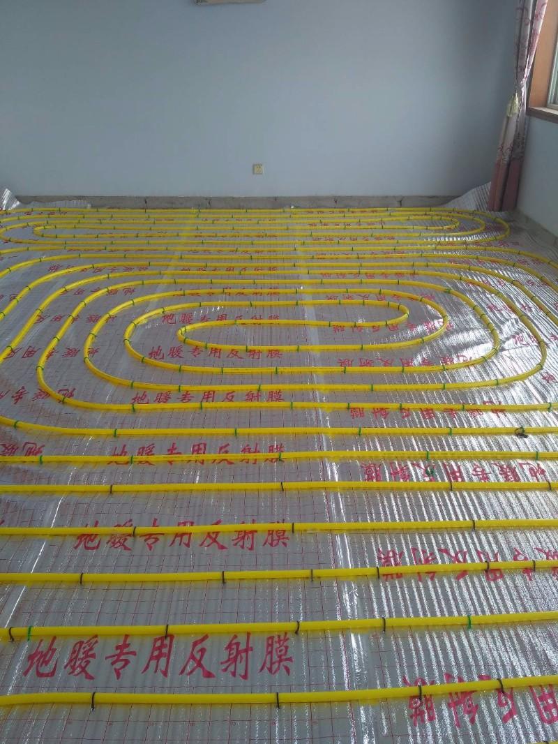 德州蔡师傅专业铺地暖,地暖安装,专业标准化施工!