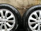 K3原装15寸轮胎轮毂才2000多公里!!!!绝对新!