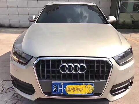 广州转让 越野车SUV 奥迪 Q3