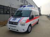珠海救护车 长途救护车出租 医院救护车价格收费