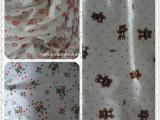 批发库存布料 库存纺织品 童装女装针织印花布头  莱卡印花布