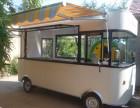 潍坊丽景电动快餐车移动早餐车流动美食车