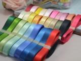 现货小批 9mm双面缎带绸带发饰蝴蝶结材料包 diy手工织带28