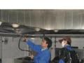 专业清洗大小型抽油烟机,风机化油器,安装维修,保洁