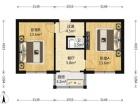 台山小区正规高性价比2室,舒适环境等你享受台山