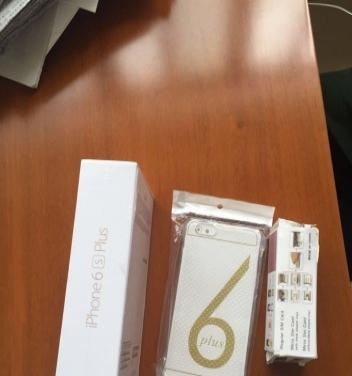 苹果6sPlus。64G