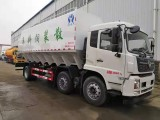 15吨散装饲料运输车 20吨饲料运输车价格
