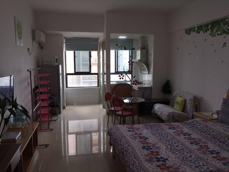 近财富广场安琪儿医院酒店式短租公寓拎包入住包月82元/天万豪广场