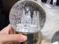 广州蒂芙尼水晶球香奈儿水晶球Jimmy Choo水晶球货源