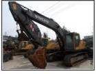沃尔沃240 挖机13年工作4000小时低价出售 - 35万