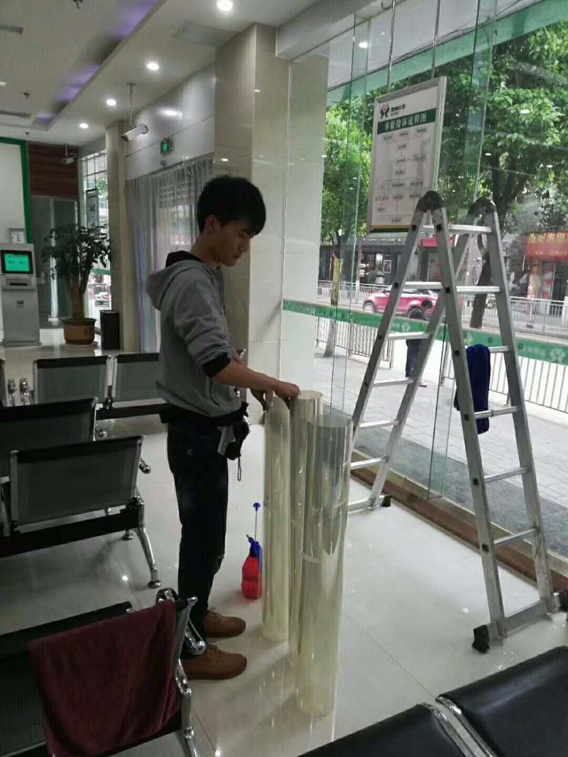 北京市昌平区隔热膜防晒膜安装测量价格