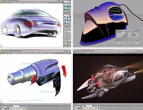上海机械产品设计培训 注塑模培训班