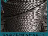 手工编织钢丝绳 压制起重钢丝绳